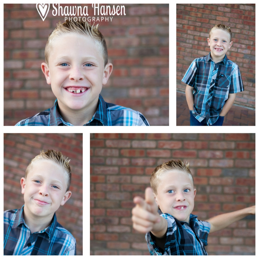 Landon School picture day