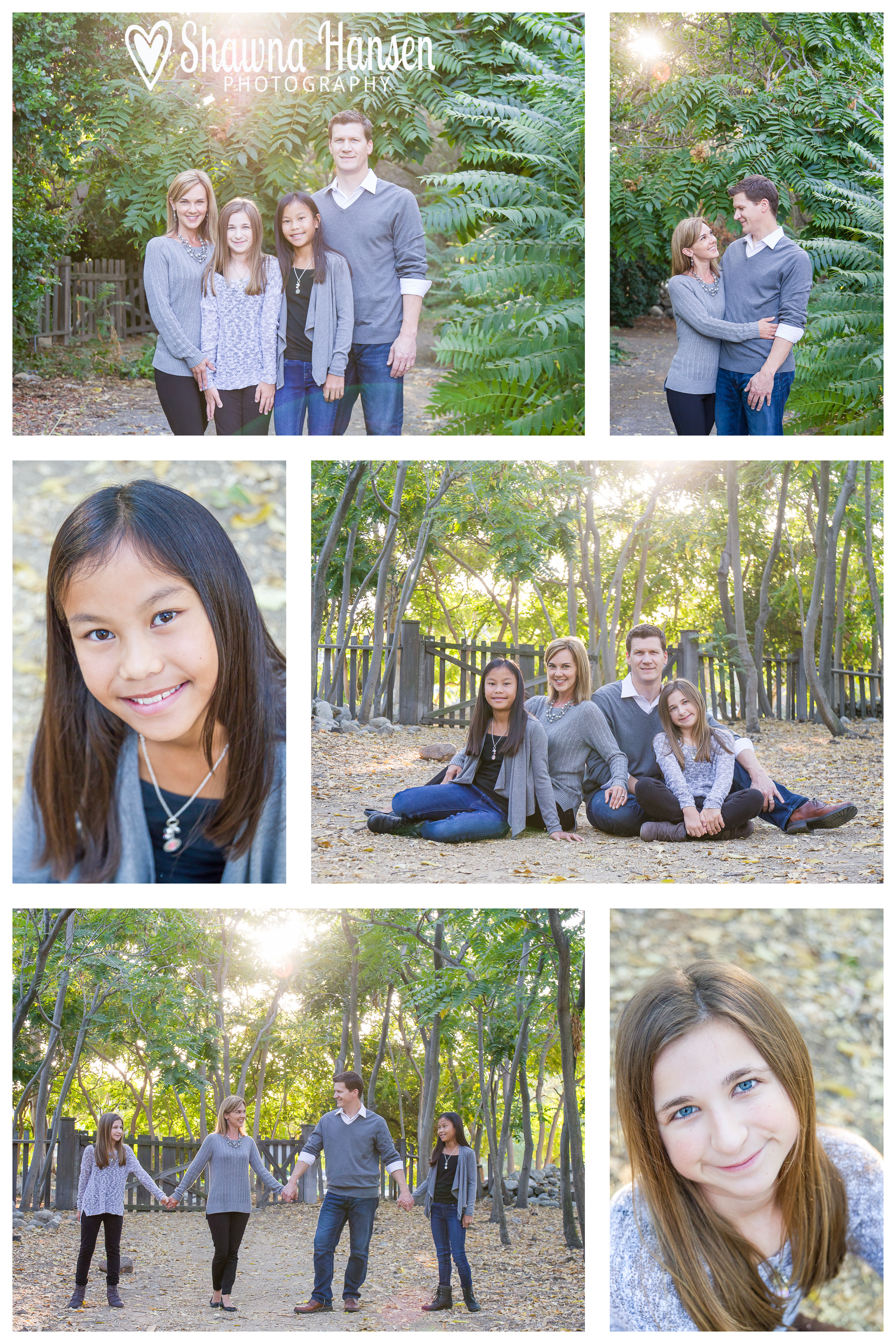 Bialy Family Collage