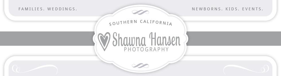 Shawna Hansen Photography logo